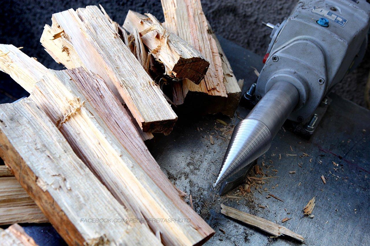 fabricaçao de peças-fusos de rachar lanha